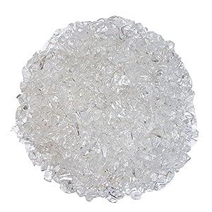 Bergkristall 200 g mini Edelsteine Trommelsteine Lade Steine Größe ca. 3-7 mm klare Quailtät