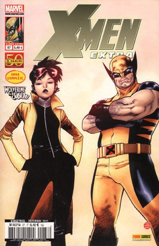 X-Men extra 87 : Wolverine & Jubilé
