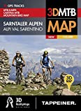 Mountainbike-Karte Sarntal: Cartina Mountainbike Val Sarentino (Mountainbike-Karten / Cartine Mountainbike)