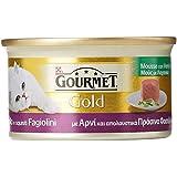 Gourmet Gold Mousse Agnello/Fagiol.Gr.85