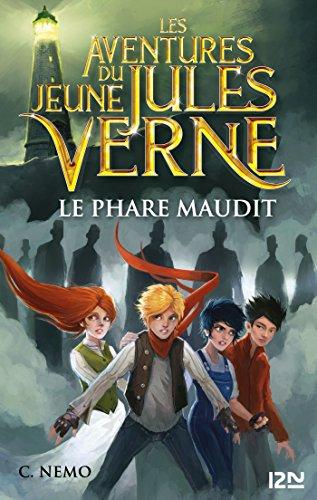 Les Aventures du Jeune Jules Verne - tome 2 : Le phare maudit