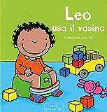 Oggi Leo ha comprato delle mutandine nuove. Addio, pannolino! È ora di usare il nuovo vasino.Ehi, non è così facile!Meno male che c'è la mamma pronta a dargli una mano!Una deliziosa storia per imparare ad usare il vasino.