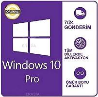Windows 10 Pro 32/64 Bit Dijital Lisans Son Sürüm