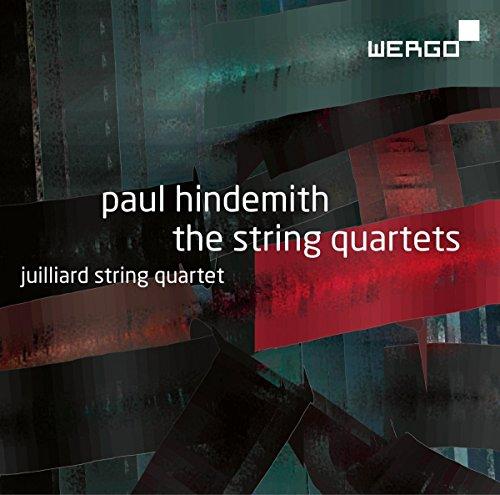 The String Quartets Juilliard-set