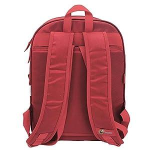 51PoqEzGWRL. SS300  - Selección Española La Roja Mochila Tipo Casual, 41 cm, Rojo