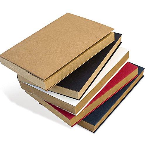 Zhi Jin B5Künstler Zeichnen Einband Notebooks Diary Kraft blanko Papier Tagebuch Graffiti Travel...