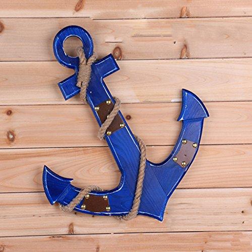 vintage-porta-di-parete-elegante-appeso-in-legno-nautico-ancoraggio-barca-arredamento-targa-blu