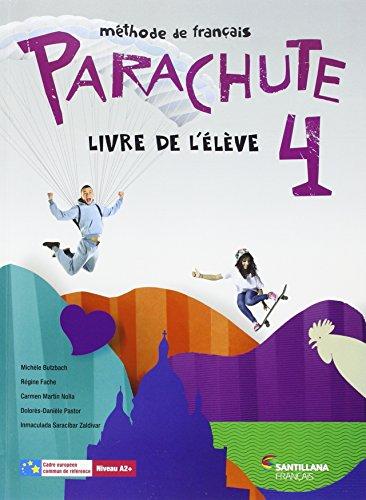 Parachute 4 livre de l'élève