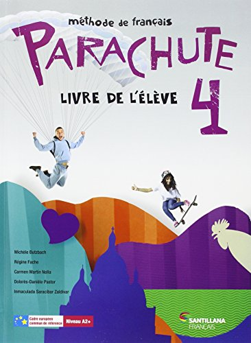 Parachute 4 eleve