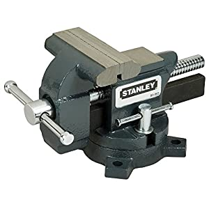 STANLEY 1-83-065 – Tornillo de banco de carga ligera Maxsteel 110mm
