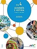 Geografía e Historia 4. (Trimestres) (Aprender es crecer en conexión) - 9788469811139
