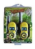 Military-9027-Walkie Talkies - Yellow