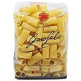 Garofalo Rigatoni. Pasta italiana elaborada con 100% trigo duro de alta calidad.