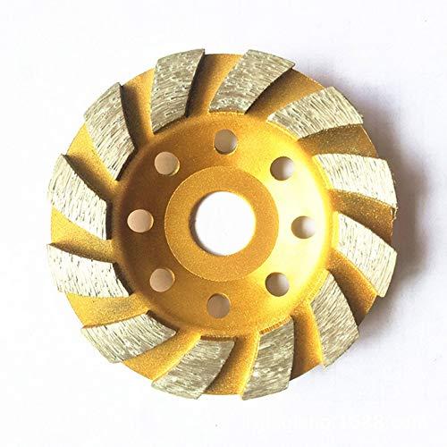 ARDUTE Fine Double Row Diamond Bowl Grinding Wheel Bowl Shape Concrete StoneTools -
