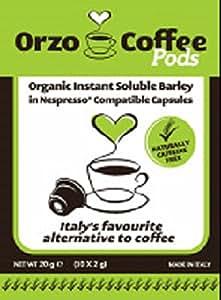 Orzo - Dosettes de café X10