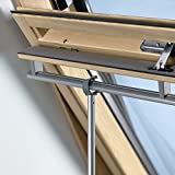 VELUX Telescopic Rod Pole To Operate VELUX Blinds Skylight Roof Window by Velux