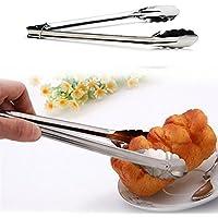 Bazaar Küchensalatfrüchte des rostfreien Stahls bbq das Kochen des Essens klammern Werkzeug