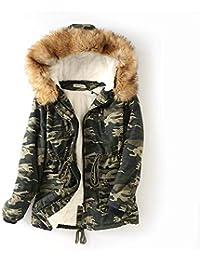 GAIGAI Winter New invernale da donna nuovo da donna in pelle di agnello  cotone long- 471733c1146