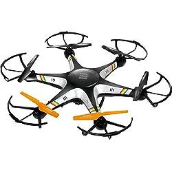 Polaroid Mirage6 - Drone con radio control mediante App y cámara SD