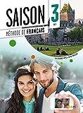 Saison 3 Podrecznik + CD + DVD by Marie-Noëlle Cocton (2015-01-01)