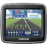 TomTom START Classic Series WE (FR-ES-PT) - GPS para coches de 3.5 pulgadas, color negro