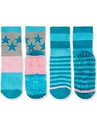 Sterntaler Mädchen Socken Fli Air Dp Sterne/Ringel