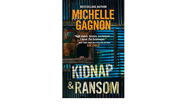 Kidnap and Ransom (Mills & Boon M&B)