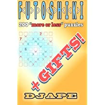 """Futoshiki: 200 """"more or less"""" puzzles + GIFTS!"""