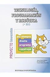 Descargar gratis Tecnología, Programación y Robótica 1º ESO - Proyecto INVENTA - 9788470635076 en .epub, .pdf o .mobi