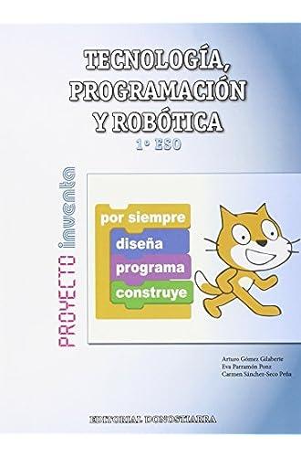 Tecnología, Programación y Robótica 1º ESO