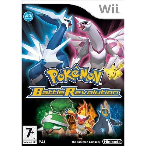 Wii Pokémon Battle Revolution