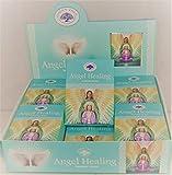 ZUNTO angel healing Haken Selbstklebend Bad und Küche Handtuchhalter Kleiderhaken Ohne Bohren 4 Stück