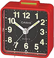 Casio Collection Wake Up Timer Black Alarm Clock TQ-140