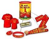 Anduelas Bote Kit de la Roja