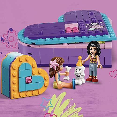 lego friends cuore  LEGO Friends - Pack dell'amicizia Scatola del cuore, 41359