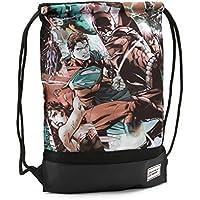 3f32283484 Karactermania Justice League Comics-Storm Drawstring Bag Sacca, 47 cm,  Grigio (Grey