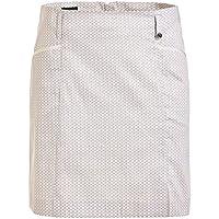 GOLFINO Damen Stretch Golfskort mit modischem Allover-Print in Regular Fit