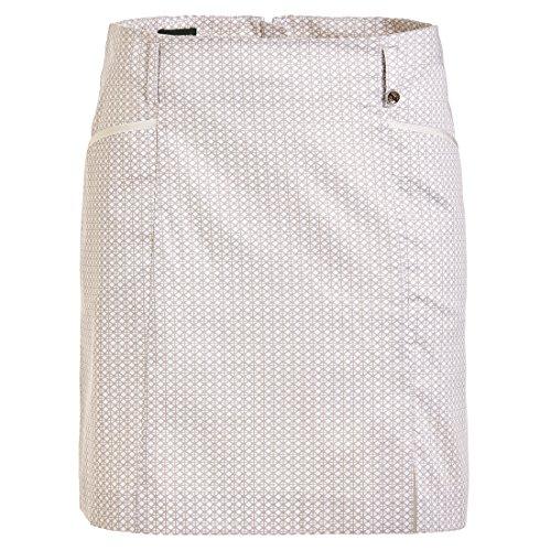 falda-pantalon-de-golf-elastica-con-un-moderno-estampado-allover-en-corte-normal-beige-l