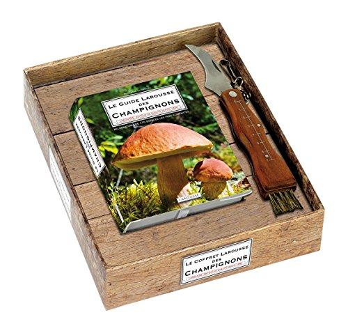 Le coffret Larousse des champignons