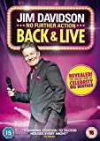 Jim Davidson Live - No Further Action [DVD]