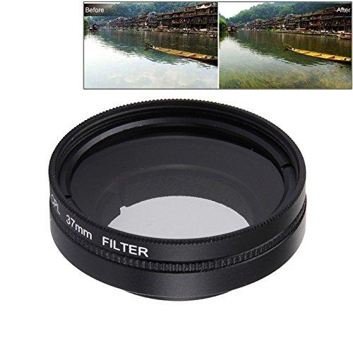 Galleria fotografica Puluz Junestar, lente per action camera professionale Xiaomi Xiaoyi Yi II 4K, 37mm