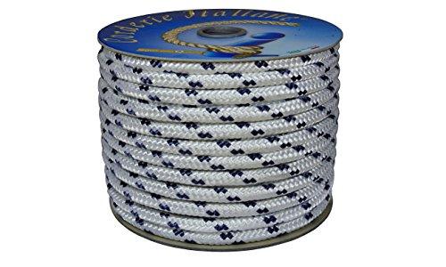 corderie-italiane-6006046-00-braid-nautica-10-mm-100-mt-weiss-mit-etikett-kunststoff-blau-farbe-weis