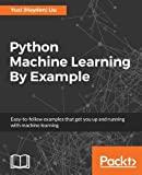 #3: Python Machine Learning by Example