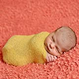 #5: Babymoon Baby Photography Props Stretch Without Wrinkle, Anti-Pilling, Breathable Blanket Swaddle Wrap