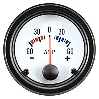 Autostyle PI40093 Performance Instrumente, 52 mm, Weiß