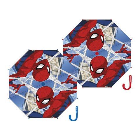 ARDITEX Parapluie Pour Enfant Sous Licence Spiderman