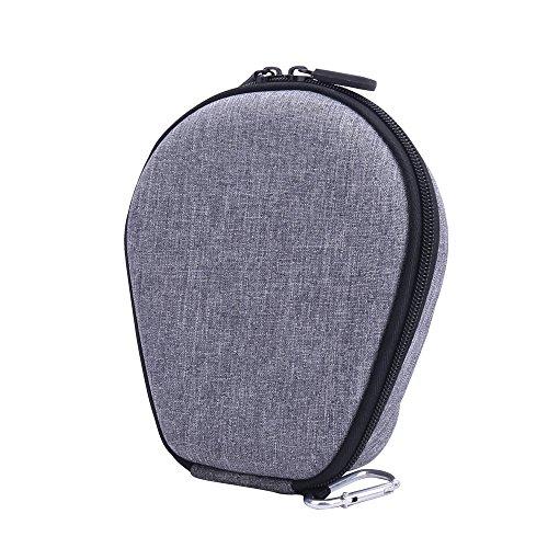 Étui Rigide Housse pour AfterShokz Trekz Air/Titanium Mini/Trekz Titanium Bone Earbud Bluetooth Sportz Casque Os Conduction Écouteurs par Aenllosi.
