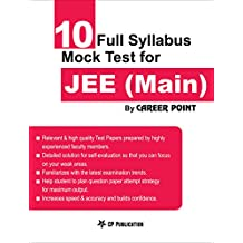 10 Full Syllabus Mock Tests for JEE (Main) By Career Point, Kota