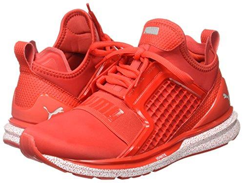 Puma 189641 Sport shoes Man Red 44