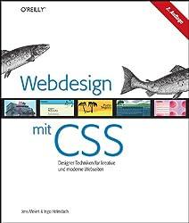 Webdesign mit CSS: Designer-Techniken für kreative und moderne Webseiten